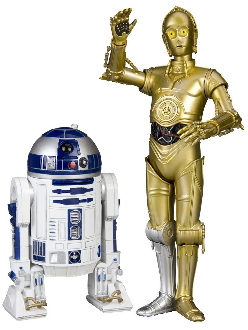 R2d2 And C3po Toys : C po